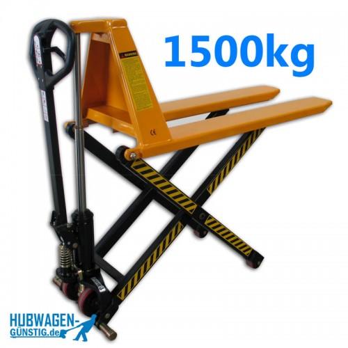 Scherenhubwagen 1500kg