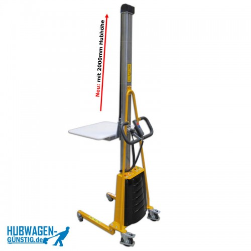 Elektro Minilifter 2000mm