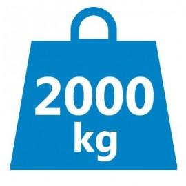 Tragkraft 2000kg