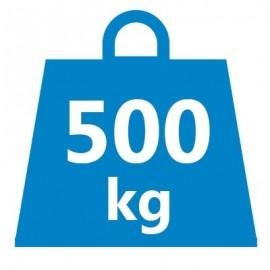 Tragkraft 500kg